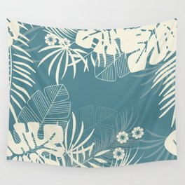 Tropical pattern 047 Wall Tapestry