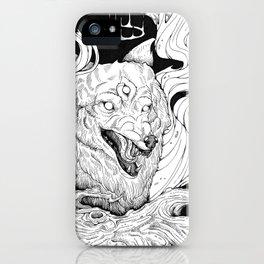 Hellhound iPhone Case