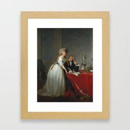 The Princess & Her Husband Framed Art Print