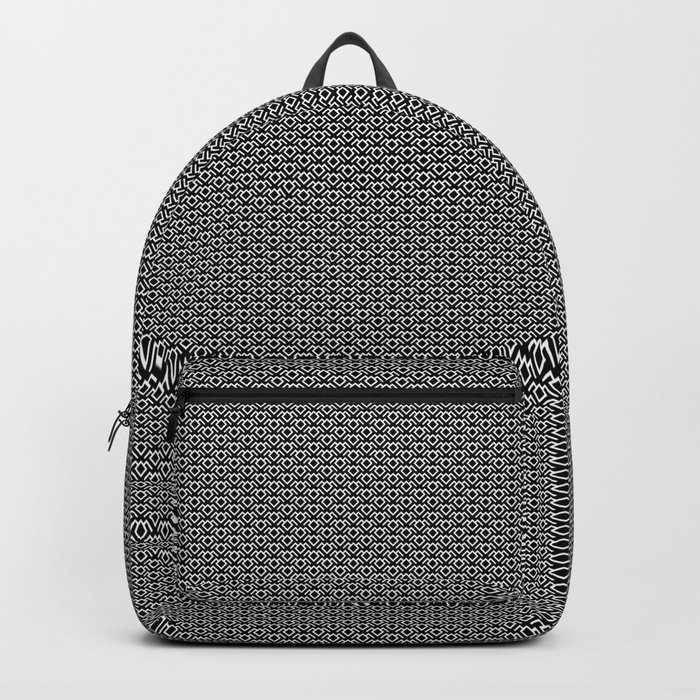 Owl Cave - pattern Backpack