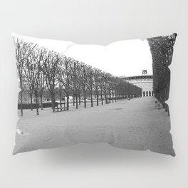 Jardin du Palais Royal Pillow Sham