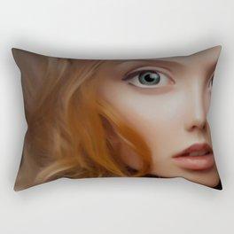Gerda. Rectangular Pillow