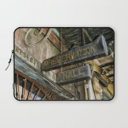Preservation Hall Laptop Sleeve
