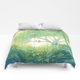 The Story Tree Comforters