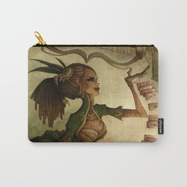 The Fortune Teller Carry-All Pouch