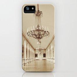 Dreaming of Grand Trianon, Versailles.  iPhone Case