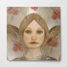 Dreaming with an Angel Metal Print