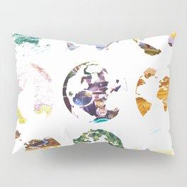 Globes Pillow Sham