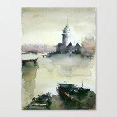 MAIDEN'S TOWER Canvas Print
