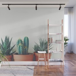 Potted Plants Wall Mural