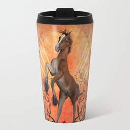 The foal Travel Mug