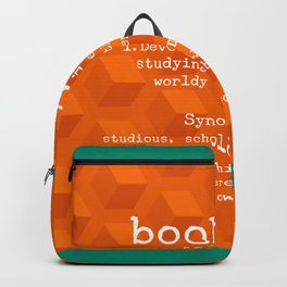 Bookish Backpack