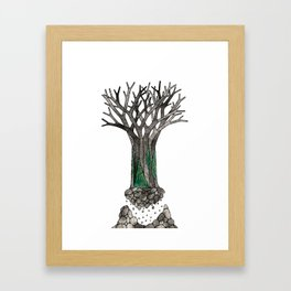 Tree01 Framed Art Print