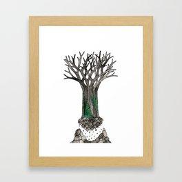 Tree01 Framed Art Print