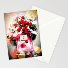 Eau de Parfum Pink Stationery Cards