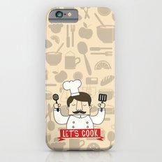 Let's Cook! iPhone 6s Slim Case