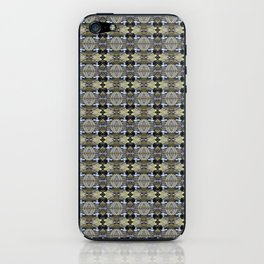 Peekamoose Waterfall Rocks Pattern iPhone Skin
