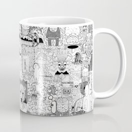 mashup Coffee Mug