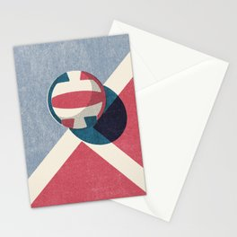 BALLS / Volleyball Stationery Cards