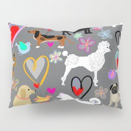 All dogs are beautiful Pillow Sham