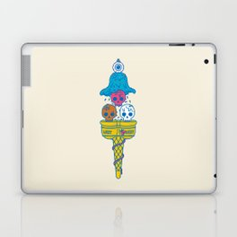 Brainfreeze Laptop & iPad Skin