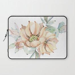 Coral Desert Roses Laptop Sleeve
