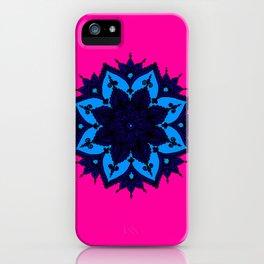 Kids Mandala iPhone Case