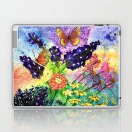 Bluebonnet Bouquet Laptop & iPad Skin