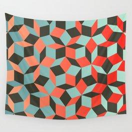 Penrose tiling I Wall Tapestry