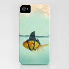 Brilliant DISGUISE iPhone (4, 4s) Slim Case