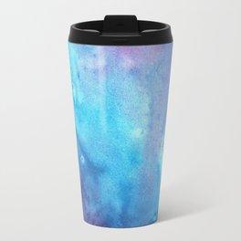 Watercolor Space 3 Travel Mug