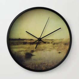 Natural World 02 Wall Clock