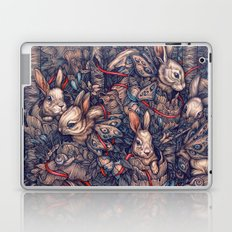 Bunnerflies Laptop & iPad Skin