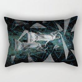 Celestial Mystery Rectangular Pillow