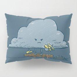 Thunder Cloud Skater Pillow Sham