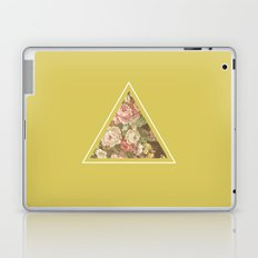Floribus Trianguli Laptop & iPad Skin