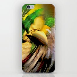 Abstract Genie In A Bottle iPhone Skin