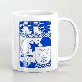 Fruit Comic  Coffee Mug