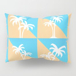 Palm Motel Pillow Sham