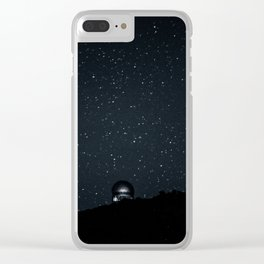 Under the Night Clear iPhone Case