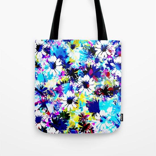 Floral 2 Tote Bag