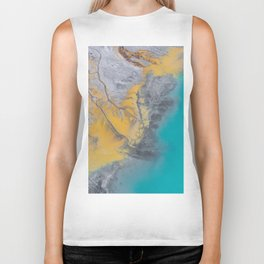 From above #photography #society6 Biker Tank