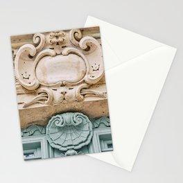 Ornate Parisian Door Stationery Cards