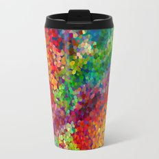 Color Theory Clash Travel Mug