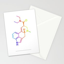LSD color Stationery Cards