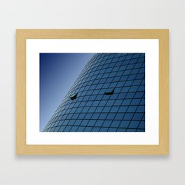 Just the 2 of us Framed Art Print