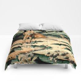 Viking Man Comforters