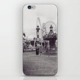 Wildwood Boardwalk iPhone Skin
