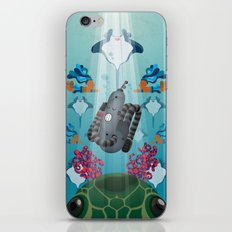 Meet Raveland 04 iPhone & iPod Skin