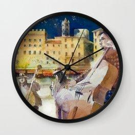 Magica Siena Wall Clock